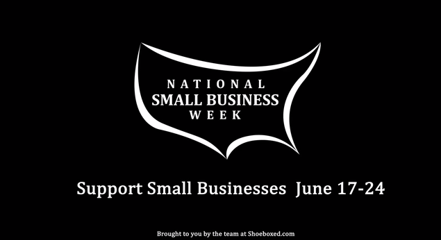 Thanks! To small business owners – superhero's of the economy