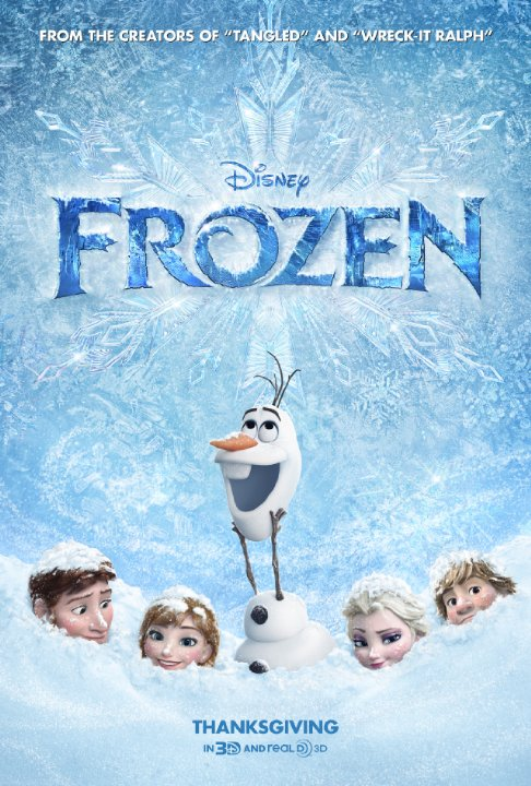 Life Lessons From Disney<sup>®</sup> Frozen (Part 1)