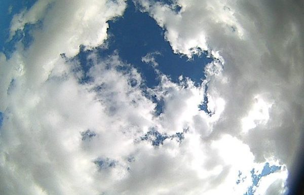 Check the pic of the Spanish Fork sky for today